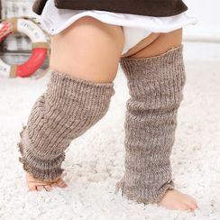 Abarana - Baby Knit Leg Warmers