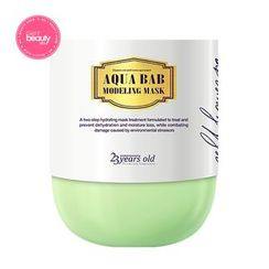 23 years old - Aqua Bab Modeling Mask: Essence Gel 50g x 4pcs + Powder 5g x 4pcs