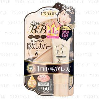 SANA - Pore Putty Pate Essence BB Cream Moist Lift SPF 50+ PA++++ 33g