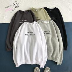 KOKAY - Lettering Pullover