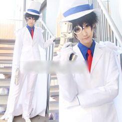 Mikasa - Detective Conan - Kuroba Kaito Cosplay Costume Set