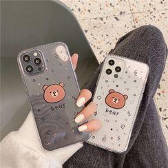 Phone in the Shell - 印花手机壳 - iPhone 12 / 12 Mini / 12 Pro / 12 Pro Max / 11 / 11 Pro / 11 Pro Max / XS MAX / XR / XS / X / 8 Plus / 8 / 7 Plus / 7