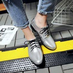 Kireina - 低跟繫帶鞋