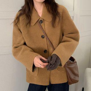 Ashlee - Woolen Jacket