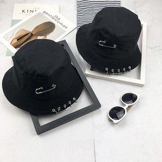 Cap Station - Hoop-Accent Bucket Hat
