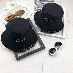 Cap Station - Hoop-Accent Bucket Hat