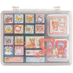 San-X - San-X Rilakkuma Stamp Box Set (Fairy-Tale Series)