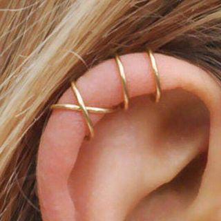 A'ROCH - 925 Sterling Silver Ear Cuff