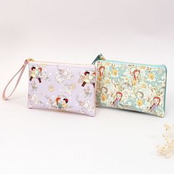 BABOSARANG - 'ANNE OF GREEN GABLES' Wristlet Pouch (S)