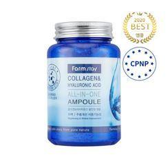 Farm Stay - Collagen & Hyaluronic Acid All-In-One Ampoule