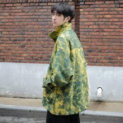 Hansler - Tie-Dyed Oversized Jacket