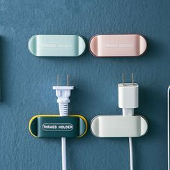 Hera's Place - Power Cable Adhesive Wall Holder