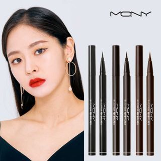 MACQUEEN - Waterproof Pen Eyeliner (2 Colors)