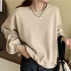 Oloq - Plain Sweatshirt
