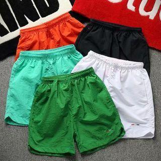 Wescosso - Plain Beach Shorts