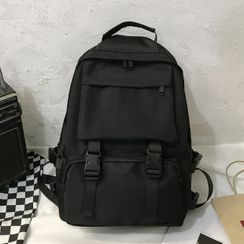 EAVALURE(イーヴァルア) - Plain Lightweight Backpack