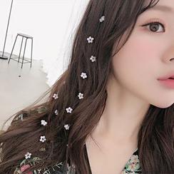 Nozomi - 花形髮夾