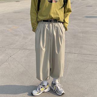 Vernanah - Wide-Leg Dress Pants