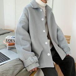 WidoWilder - 单排扣大衣