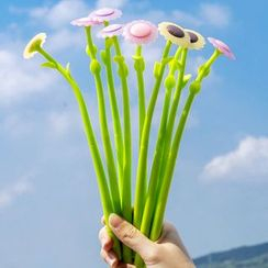 Dukson - Silicone Flower Pen