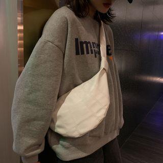 Lizzy - 仿皮斜背包