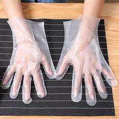 Micy - Disposable Plastic Gloves