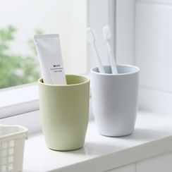 Eteum - 純色牙刷杯