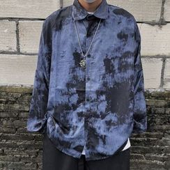 Banash - Tie-Dye Long-Sleeve Shirt