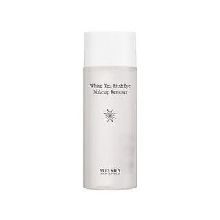 MISSHA - The Style White Tea Lip & Eye Makeup Remover 90ml