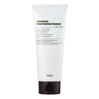 PURITO(ピューリト) - From Green Deep Foaming Cleanser