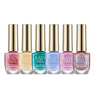 THE FACE SHOP - Easy Gel (14 Colors)