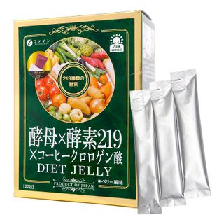 Fine Japan - Yeast x Enzyme Diet Jelly