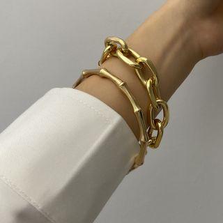 Seirios - Pendant Chain Bracelet / Bangle