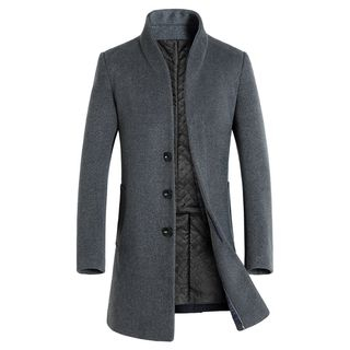 YIKES(ヤイクス) - Single-Breasted Coat