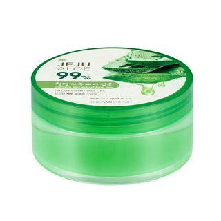 THE FACE SHOP - Jeju Aloe 99% Fresh Soothing Gel 300ml
