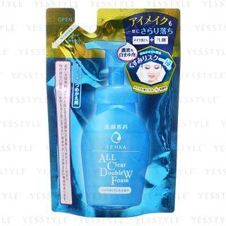 Shiseido - Senka All Clear Double W Foam Refill