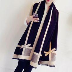 Frior - 格子围巾