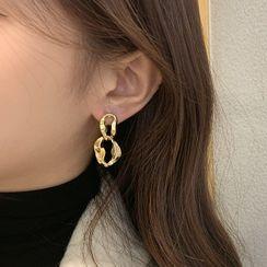 Coolgirl - Ally Drop Ear Stud
