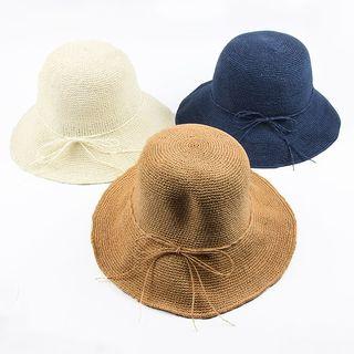 Hats 'n' Tales - Foldable Straw Sun Hat