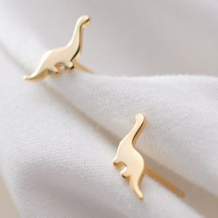 A'ROCH - 925 Sterling Silver Dinosaur Earrings