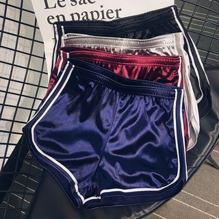 Nigella - Satin Shorts