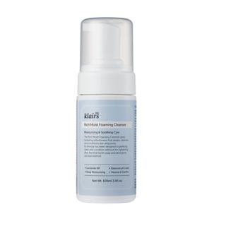 Dear, Klairs - Rich Moist Foaming Cleanser 100ml