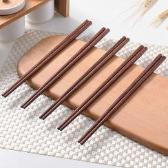 Cutie Pie - 十对套装: 木制筷子