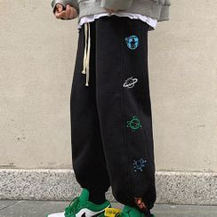 Wescosso - Print Sports Pants
