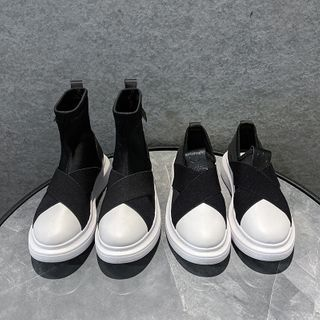 FRAISO - 交錯帶輕便鞋 / 短靴