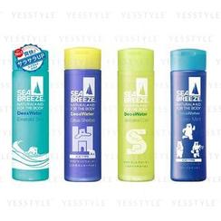 Shiseido - Sea Breeze Deo & Water 160ml - 7 Types