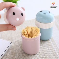 Lazy Corner - Cartoon Toothpick Holder