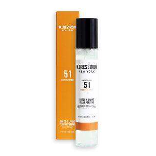 W.DRESSROOM - Dress & Living Clear Perfume (#51 Juicy Grapefruit) 150ml
