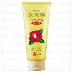 Oshima Tsubaki - Hair Cream 160g