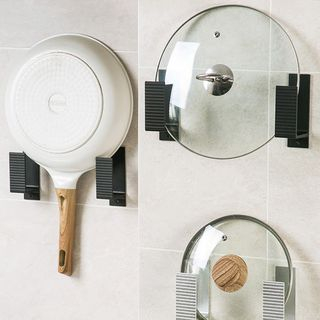 Popcorn - 鋁鍋蓋膠牆整理器